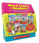 Word Family Readers Set: Easy-To-Read Storybooks That Teach the Top 16 Word Families to Lay the Foundation for Reading Success by Liza Charlesworth (Paperback, 2010)