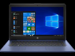 HP-stream-14-inch-Laptop-AMD-A4-9120E-2-2Ghz-4GB-SDRAM-32GB-HDD-Grade-B