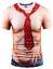 New-Fashion-Cool-Women-Men-Funny-Muscle-Print-3D-T-Shirt-Casual-Short-Sleeve-Tee thumbnail 29