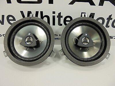 "04-15 Chrysler Dodge Jeep New Kicker Speakers 6.5"" Rear Door Mopar Factory Oem"