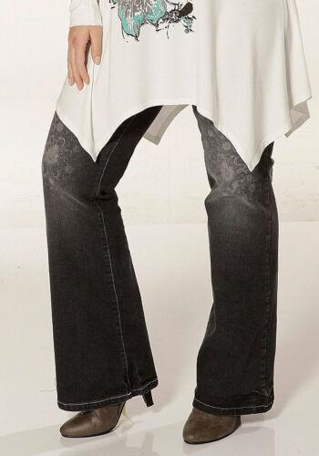 NEU!!! K-Gr black denim 21 Buffalo London Stretch-Jeans 42