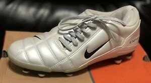 superior quality 97375 d6ed5 Image is loading Nike-Total-90-III-Rare-Soccer-Cleats-Classic-