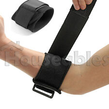 Adjustable Elbow Brace Tennis Golf Sports Forearm Support Band Neoprene