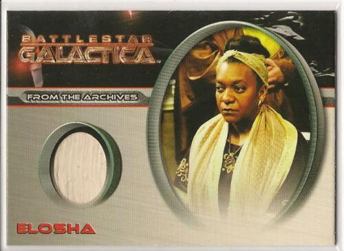 Niet-sportkaarten Battlestar Galactica Season 4 Costume C44 Elosha