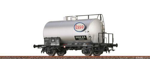 """Brawa 50003 HO Kesselwagen Z P Wechselstrom  #NEU in OVP# /""""ESSO/"""" der DB"""
