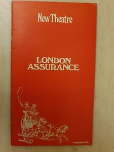 LONDON ASSURANCE - DONALD SINDEN JUDI DENCH ANDREW MURRAY MICHAEL WILLIAMS