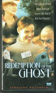 Redemption-of-the-Ghost-Usa-2000-VHS-Eagle-Video-Alexandra-Paul-John-Savage