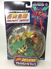 Japanese Transformers Beast Wars Waspinator New Transmetals