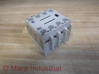 100FA22 New 1PC AB Auxiliary Contact Block 100-FA22