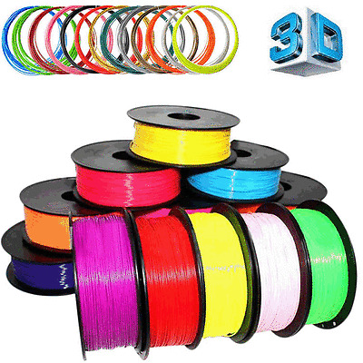 1.75mm Print Filament ABS Modeling Stereoscopic For 3D Drawing Printer Pen Hot