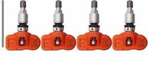 Set-04-sensori-valvola-di-pressione-TPMS-programmati-MASERATI-QUATTROPORTE-M156