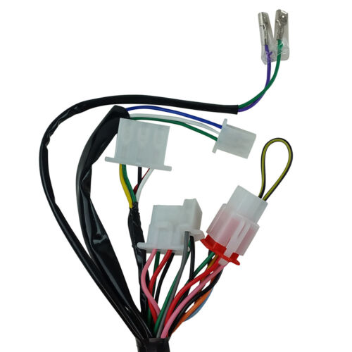 more discount CHINESE GY6 150CC WIRE HARNESS WIRING ASSEMBLY ...