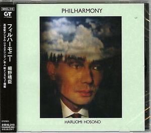 HARUOMI-HOSONO-PHILHARMONY-JAPAN-CD-E78