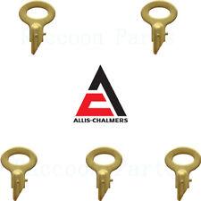 5 Allis Chalmers Tractor Ignition Keys 321713 70321713 D10 D12 D14 D15 D17 D19