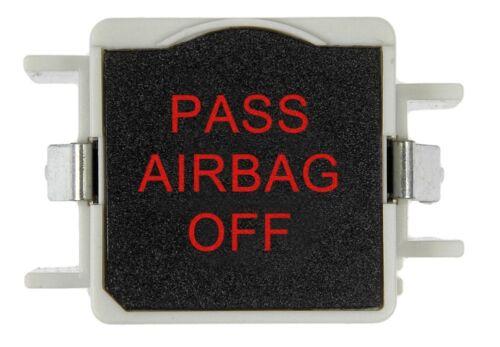 Passenger Air Bag Indicator Lamp Dorman 924-899
