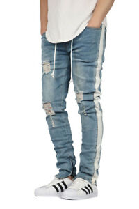 colorful pants Mens striped
