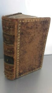 The Letters Of Junius Volume 1 By Malepeyre París 1822 Frontispicio ABE