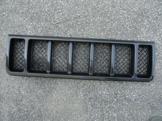Grand Cherokee Painted Grille 96 97 98