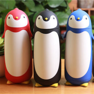 280ML-Penguin-Vacuum-Insulated-Stainless-Steel-Cup-Bottle-Thermos-Travel-Mug