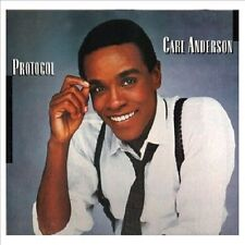 Carl Anderson - Protocol - New factory Sealed CD
