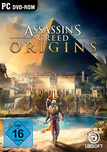 Assassins Creed Origins - PC (NEU & OVP!)