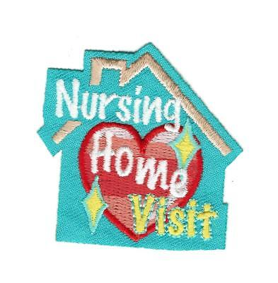 girl boy cub ASSISTED LIVING VISIT TOUR Patches Crests badges SCOUTS GUIDES Home