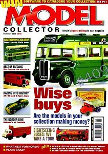 SOUTHDOWN Bus Models  Queen Mary  Model Collector Magazine February 2005 - Northumberland, United Kingdom - SOUTHDOWN Bus Models  Queen Mary  Model Collector Magazine February 2005 - Northumberland, United Kingdom
