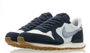 Internationalist 36 Saku Triax 828407 Womens Grigio Taglia Nike Sneaker Blu Nuovo 5 102 5f4wpwqtx