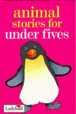"""""""AS NEW"""" Ladybird, Animal Stories for Under Fives (Ladybird Animal Funtime) Book"""