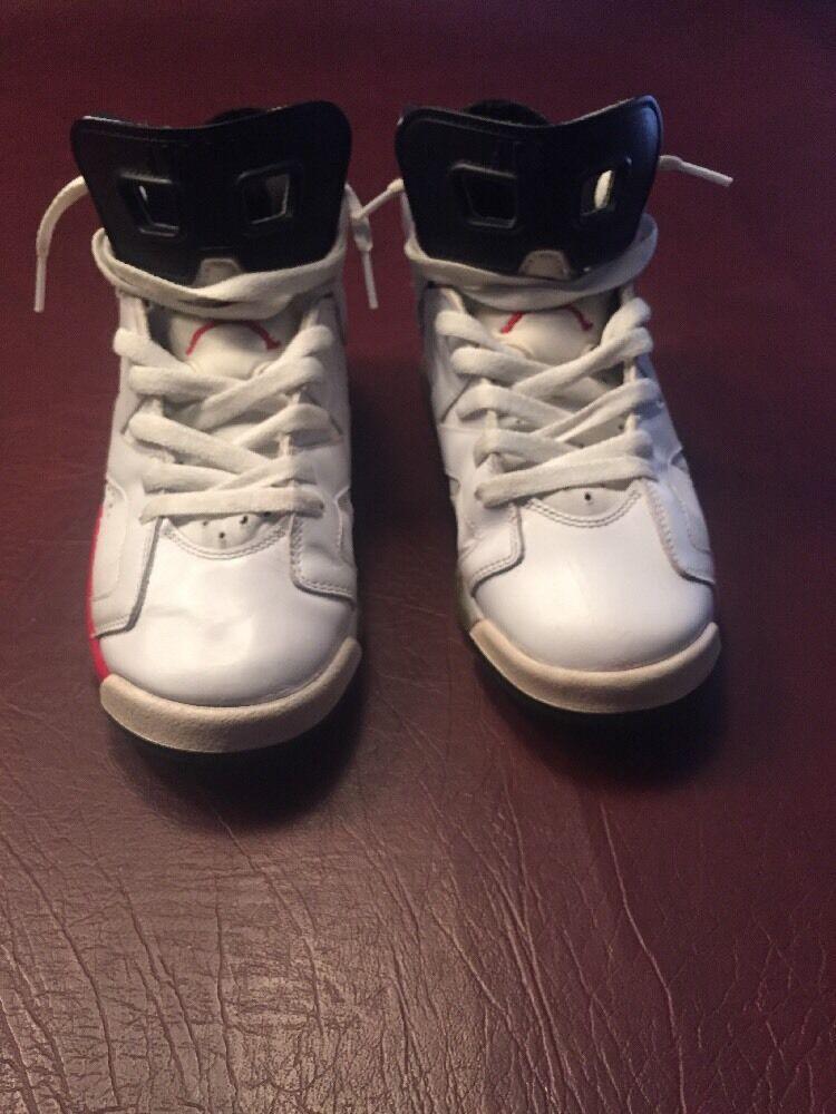 brand new efd78 7f45c Air Jordan Jordan Jordan 6 blanco Varsity 2018 baratos zapatos de mujer  zapatos de mujer 6fc708