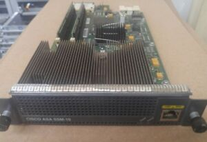 Details about Used Cisco ASA SSM-10 Advanced Inspection and Prevention  Module quantity