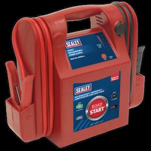 Sealey-RoadStart-Emergency-Jump-Starter-12V-3200-Peak-Amps-Garage-Workshop-DIY