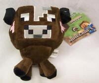 Minecraft Overworld Baby Cow 5 Plush Stuffed Animal Toy