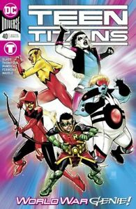 Teen-Titans-Vol-6-40-Cover-A-NM-1st-Print-DC-Comics