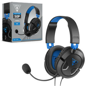 Turtlebeach Turtle Beach Ear Force Recon 50P Wired Gaming Headset NEW
