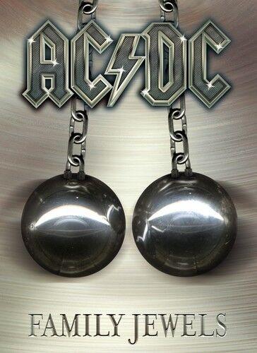 AC/DC: Family Jewels [2 Discs] (2005, DVD NEW)