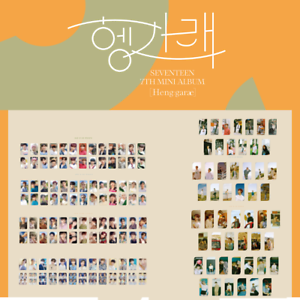 SEVENTEEN-Henggarae-Heng-garae-7th-Official-Photocard-Bookmark
