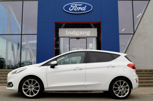 Ford Fiesta 1,0 SCTi 140 Vignale - billede 3