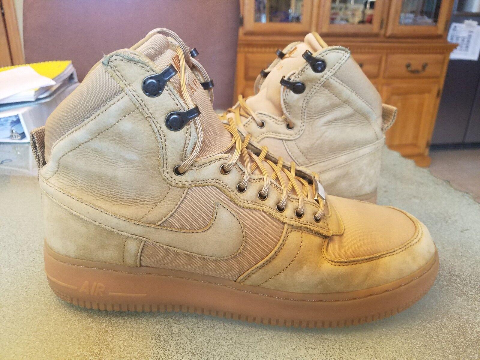 Nike air force 1 af1 xxx ds (2012) (2012) ds mens sz 10 dekonstruieren hoheren schuhe, stiefel 2960d5