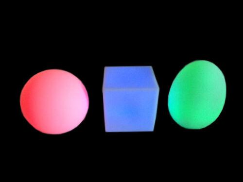 LED Kugeln Außenleuchte Gartenleuchte Ambientelicht Leuchtkugeln Lampe Licht