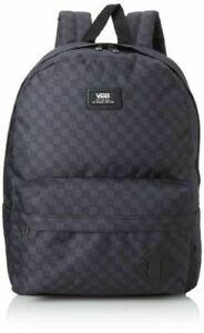 VANS Old Skool II Backpack, One Size - Black/Charcoal