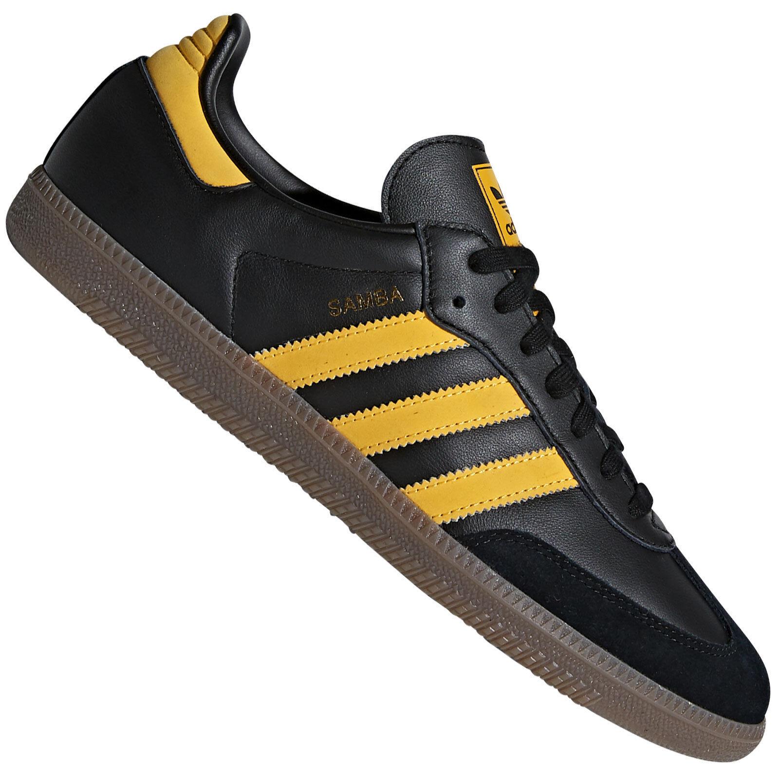 adidas Sportschuhe Originals Samba Herren-Sneaker Turnschuhe Sportschuhe adidas Lederschuhe Schuhe b5252d