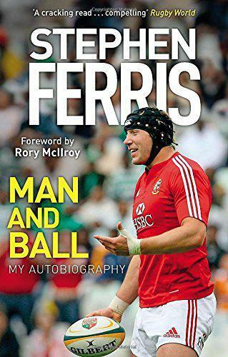 Homme Et Balle : My Autobiography Par Ferris,Stephen,Neuf Livre ,Gratuit Rapide