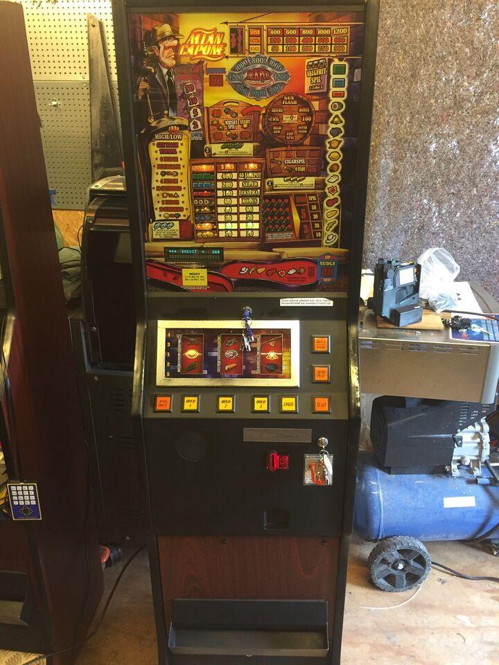 spilleautomat