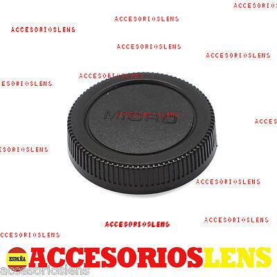 TAPA TRASERA para Micro 4/3 M4/3 GENERICA LENS CAP