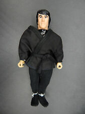 vintage AMERICAN NINJA action figure FLEETWOOD Cannon Films Michael Dudikoff toy
