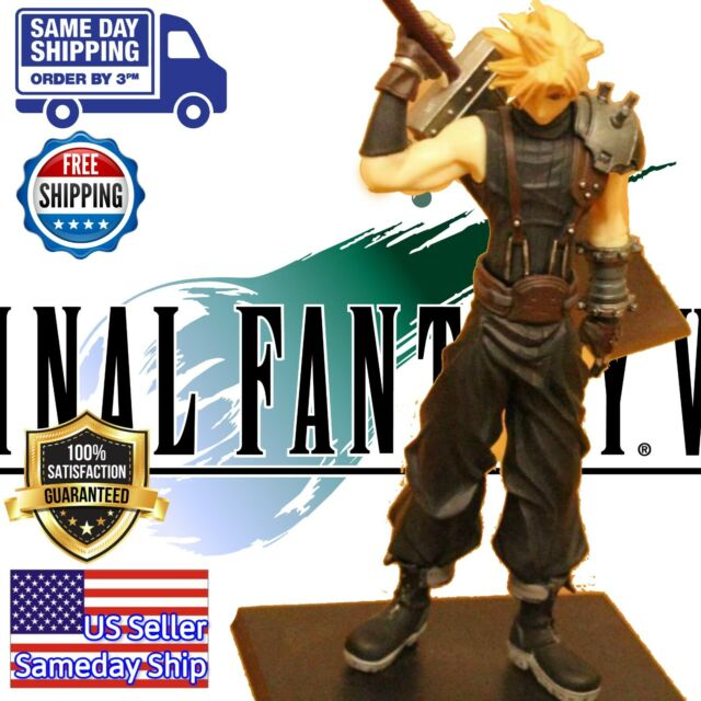 Square Enix Final Fantasy VII 7 Remake Lottery FF7 Prize A cloud Figure JAPAN