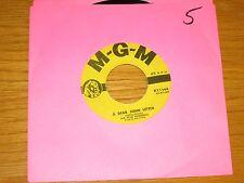 "COUNTRY 45 RPM - THE FOUR HORSEMAN - MGM 11566 - ""A DEAR JOHN LETTER"""