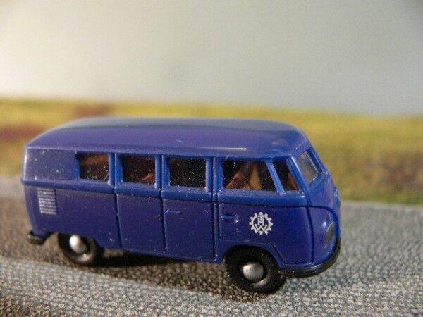 1 87 Brekina   0030 vw t1 a thw bus 3108