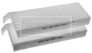 Borg-amp-Beck-Interior-Air-Filter-Cabin-Pollen-BFC1259-GENUINE-5-YEAR-WARRANTY